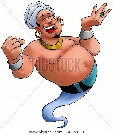 Smilley Genie