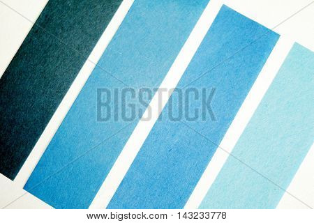 Blue Mulberry paper for  background or abstract