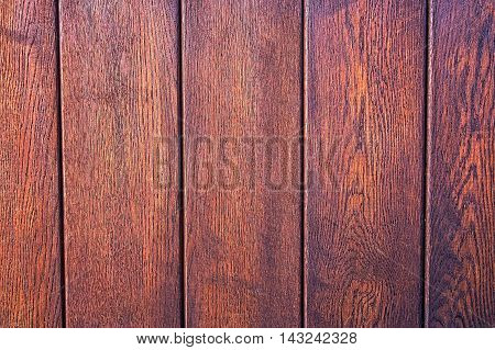 Brown boards, a wooden background or texture