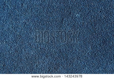 Abstract Blue Running Track Surface.