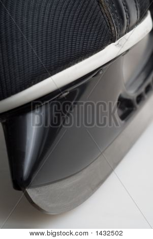 Hockey Skate Detail