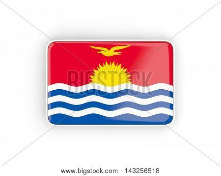 Flag Of Kiribati, Rectangular Icon