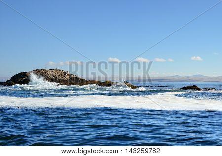 The Luderitz Bay, Namibia