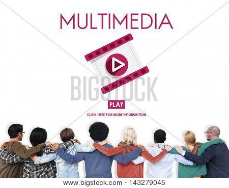 Multimedia Browsing Entertainment Video Concept