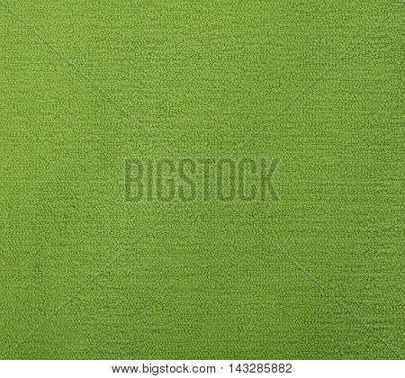 Green Rough Carpet floor for texture background