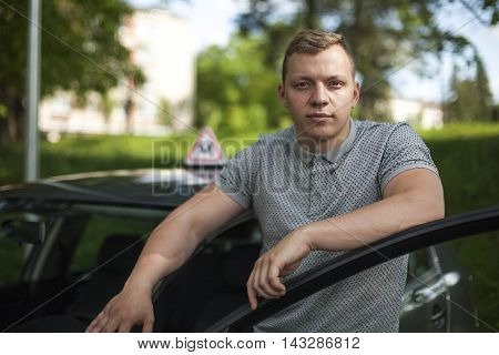 The best driving instructor in Rezekne city
