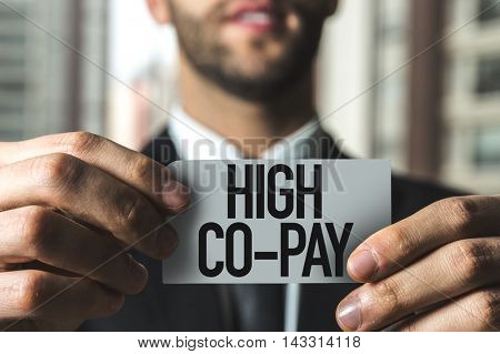 High Co-Pay