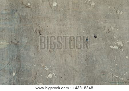 Detail of old rusty weathered plywood background