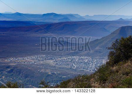 City View Of Graaff-reinet