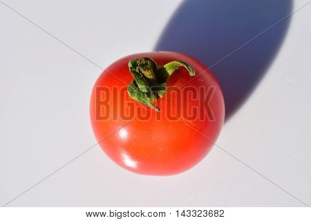an image with tomatoes from the garden. image with a high degree of detail.