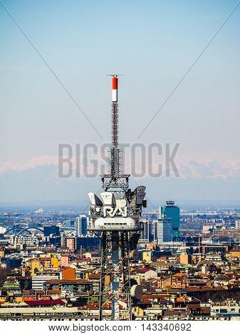 Rai Tv Tower (hdr)