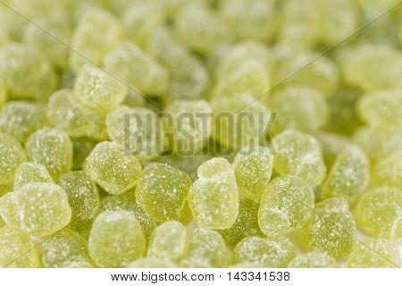 Gummy Candy (close-up Shot)
