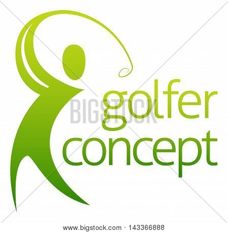 Golf Abstarct