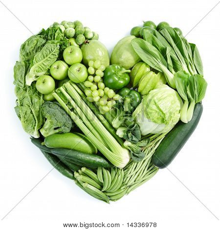 Green Healthy Food