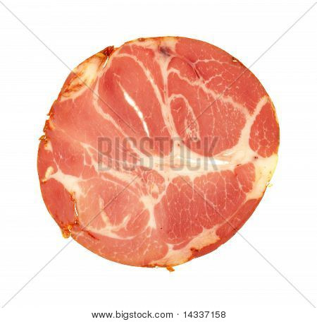 Spicy Capicola Luncheon Meat