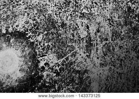 Metal texture background surface, closeup, polished heavy