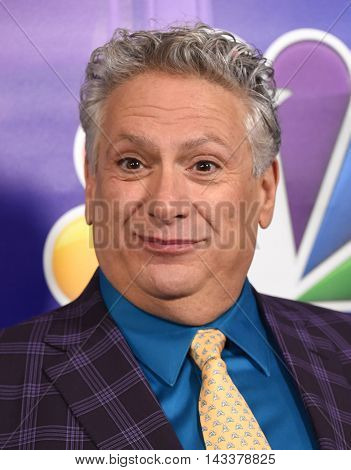LOS ANGELES - AUG 02:  Harvey Fierstein arrives to the NBC Universal TCA Summer Press Tour 2016 on August 02, 2016 in Beverly Hills, CA