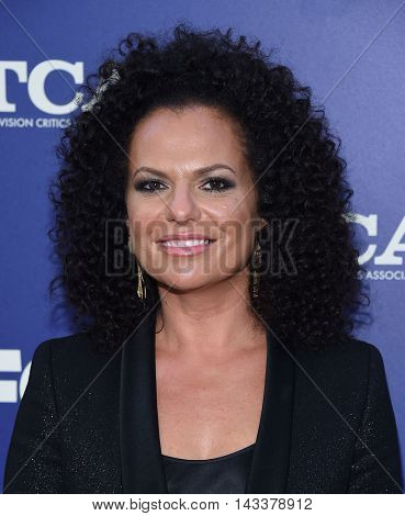 LOS ANGELES - AUG 08:  Sanaa Hamri arrives to the FOX Summer TCA Party 2016 on August 08, 2016 in West Hollywood, CA