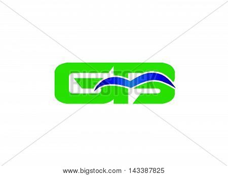 GB letter logo. GB initial company group logo