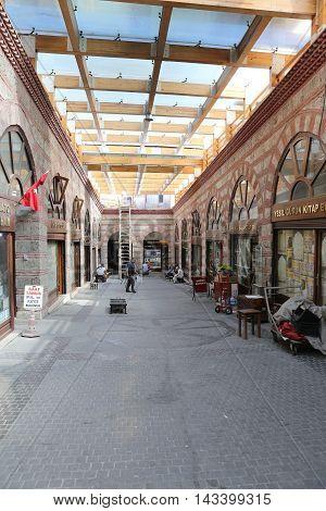 Kapalicarsi In Bursa City, Turkey