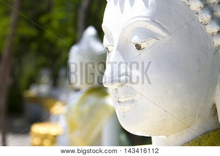 Buddha statue buddha image used as amulets of Buddhism religion