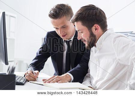 Business Planning In Progress