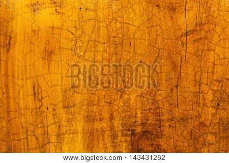 Background Texture Of Cracked Paint On Wood
