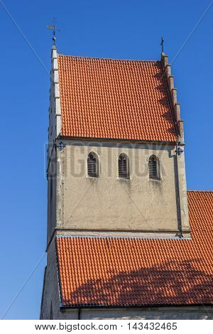 Tower Of The Great Church Of Steinfurt
