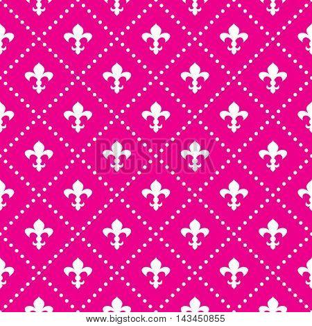 seamless ornamental pattern vector illustration