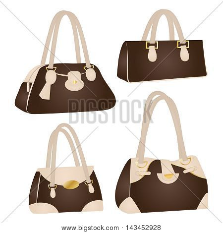 vector handbags 100%vector fully editable and resizable