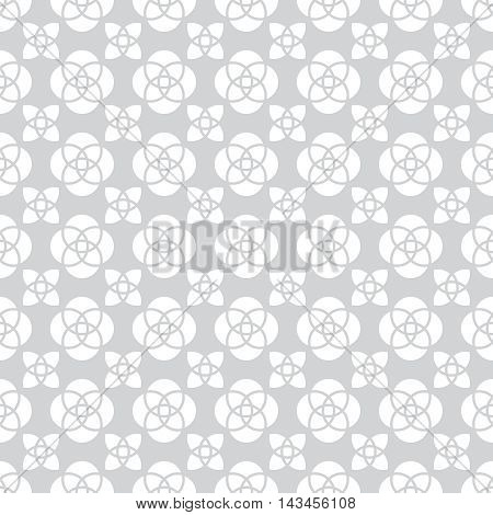 Seamless pattern. Classical stylish texture. Regularly repeating elegant geometric ornament. Vector abstract seamless wallpaper