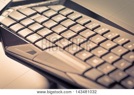 Gaming Keyboard Detail