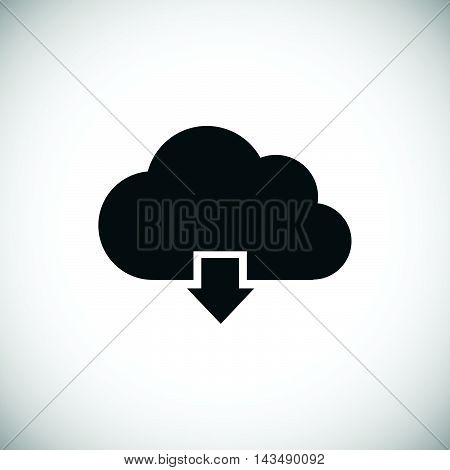 Cloud Vector Icon