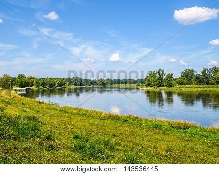 River Elbe Hdr