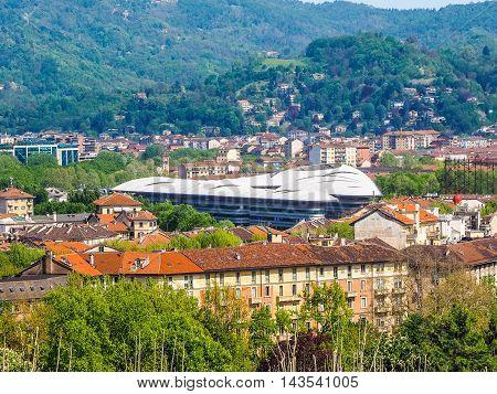 Turin University (hdr)