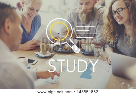 Study Research Results Knowledge Discovery Concept