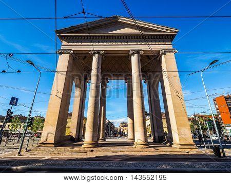 Porta Ticinese In Milan (hdr)