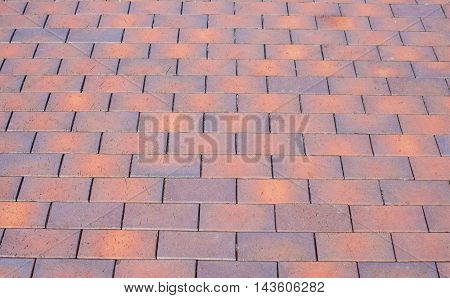 colored paving slabs abstract  retro textured block