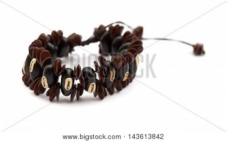 Holiday Jewelry - Bracelet Made Of Seeds