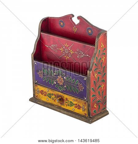 Indian stand handmade decorative elements for the home