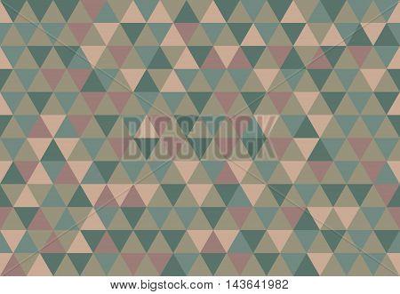 Retro Triangle Pattern Retro Triangle Pattern Omega Nebula mosaic background