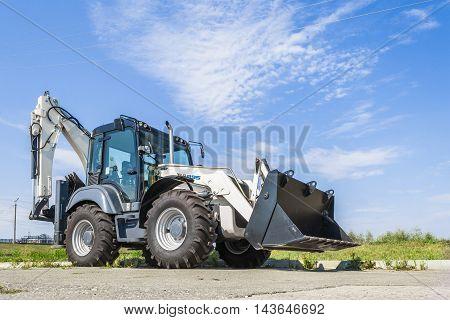 Construction machinery company