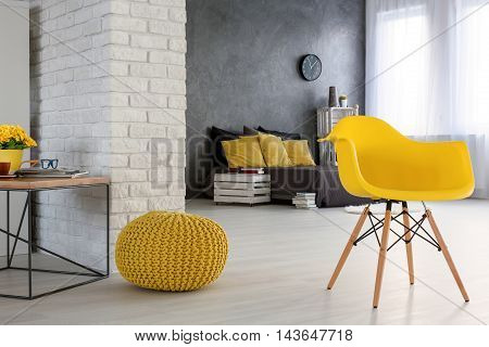 Bedroom In Loft