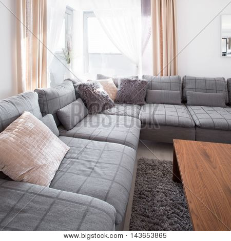 Relax Space With Sofa