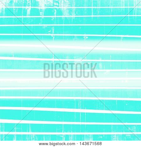 Grunge background or vintage texture in traditional retro style. With different color patterns: blue; white; cyan