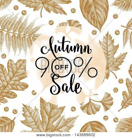 Etching Leaves Sale_18.eps