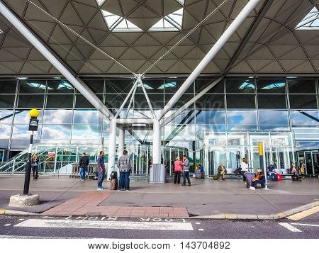 Stansted Airport (hdr)