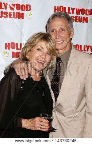 LOS ANGELES - AUG 18:  Charlotte Crawford, Johnny Crawford at the