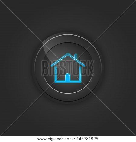 Black Button House.