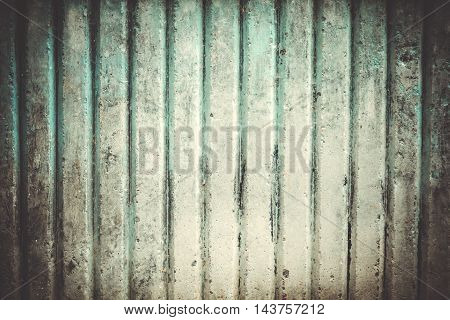 abstract background concrete beams old and shabby filter